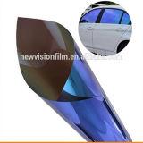 Duidelijke Purple van de Decoratie van de auto aan de Blauwe Tint van de Film van het Kameleon