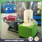 平らな米の殻の餌の製造所の餌機械は餌の製造所の生物量の餌の製造所を停止する
