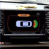16,5mm la parte trasera de la pantalla de vídeo original coche Sistema Sensor Aparcamiento