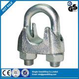 La norme DIN 741 Galv Wire Rope Clip clip fil