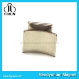 Magneet van het Neodymium van de Alternator van de Magneet van de Vorm van de boog de Permanente