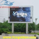 DIP P16 Écran de signalisation d'affichage de LED à plein écran extérieur