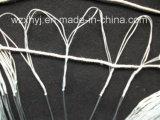 Amarillo Lengthway Depthway nylon estirado pesca monofilamento neto (0.15mm-1.50mm)