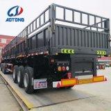 China Fabricação Gado Reboque/Armazenar House semi reboque/reboque da Barragem