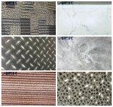 ビニールの床タイルのような背部スリップ防止大理石を乾燥しなさい