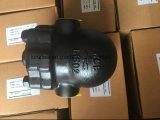 Trampa de vapor de flotador de bola de extremo de tornillo FT14