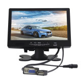 Niedriger Kosten 7 Zoll-Screen-Monitor mit USBVGA
