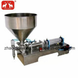 Piston pneumatique coller Machine de remplissage (Simple Double têtes)
