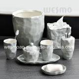 Accesorios de Baño de porcelana orgánicos (WBC0845A)