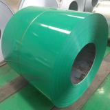 1250mm de largura, DX51d Ral 5030 BOBINA PPGI para coberturas