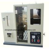 Testeur de distillation sous vide pour les produits pétroliers d'ébullition élevé la norme ASTM D1160