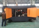 compressor van de Diesel 20bar 264kw 350HP Lucht van de Schroef 800cfm voor de Installatie van de Boring van de Put van het Water