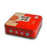 香辛料のパッキングのための便利で有用な正方形の金属の缶