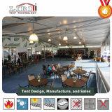 Upmarket Klassieke 10X10m Dubbele Tent van het Dek voor Gebeurtenis