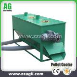 Modelo pequeno refrigerador de pelotas de madeira Granulados máquina de refrigeração