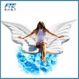 거대한 천사 날개 팽창식 수영장 부유물 에어 매트레스 Lounger