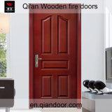 Eichen-Furnier-Blatttannen-Heat-Insulated hölzerne Tür