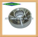 Kundenspezifischer Präzision CNC, der zentrale Maschinerie-Teile, CNC-Maschinen-Ersatzteile, Selbstersatzteile maschinell bearbeitet