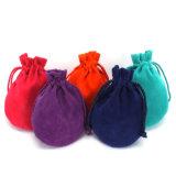 Venda por grosso de veludo de embalagens pequenas bolsas para roupa suja (CVB-1099)