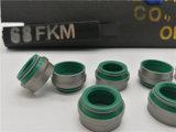 Das Gummidichtungs-Gummiprodukt der grünen Farben-FKM für Selbstersatzteile