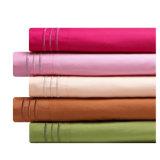 Домашний текстиль вышивкой из микроволокна кровать в мастерской