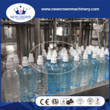 De dubbele Machine van het Flessenvullen van het Water van het Systeem van GLB met het Systeem van de Reiniging van de Lucht