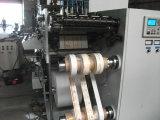 Stampatrice di Flexo con 5UV o il IR che fende stazione