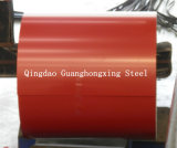 Vorgestrichener Stahlring für Baumaterial