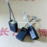PER ESEMPIO spazzola di carbone di fornitura delle 387 grafiti per i motori di CC