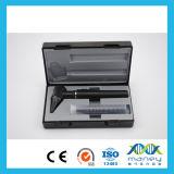Otoscopio médico de diagnóstico médico de la fibra con el Ce (MN-OT0003)