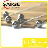 SGS/van ISO Cert Ss304 de Schoonmakende Bal van het Roestvrij staal