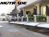 Auto-Parken-Aufzug-Systems-Doppelt-Plattform-Ablagefach des Pfosten-2
