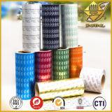 中国の薬剤の印刷されたアルミホイル