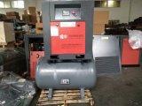 Manufac combinou o compressor de ar do parafuso