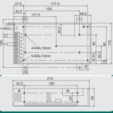 12V 24V 36V 48V DC 전원 공급