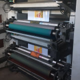 Papier thermique la flexographie Machine utilisée pour ATM Réception