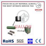0.06*8mmの電気グリルのための0cr21al6暖房の抵抗ワイヤー