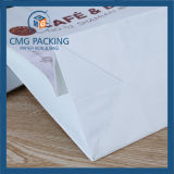 Twist Paper Handle (CMG-MAY-053)를 가진 청결한 Kraft Paper Bag