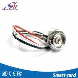 Sonda in lega di zinco di Ibutton con il LED