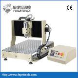 Машина маршрутизатора CNC гравировального станка CNC с пылезащитной сетью