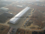 Steel Workshop Warehouse Building Install in South Africa