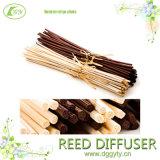 Color, tamaño personalizado teñido Difusor cañas de bambú