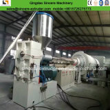 HDPEは管PUの泡立つ絶縁体の管の製造設備を持ち上げた