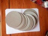 Edelstahl gesponnene Ineinander greifen-Filter-Platte