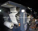 Máquina de bobina de papel de impressão flexográfica de alta velocidade de 1 m