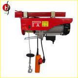Élévateur 100% électrique de câble métallique de moteur électrique de tonnelier mini