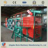 Gummiblatt Stapel-weg abkühlende Zeile Maschine (XPG-800)