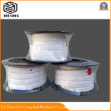 L'imballaggio di PTFE ha ha buona stabilità chimica, la buona proprietà autolubrificante, concentrazione costante nell'ambiente a temperatura elevata ed umido,