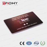 中国の専門の製造業者の熱い販売RFID PVCギフトのカード