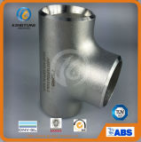T uguale dell'acciaio inossidabile Wp316/316L degli accessori per tubi di ASME B16.9 (KT0295)